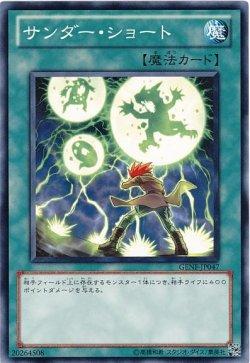 画像1: 【ノーマル】サンダー・ショート