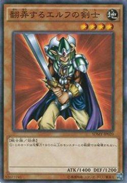 画像1: 【ノーマル】翻弄するエルフの剣士