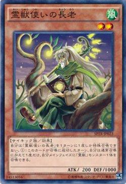 画像1: 【ノーマル】霊獣使いの長老